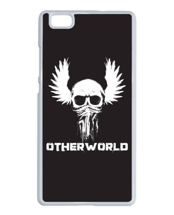 Otherworld skull -Huawei P8 Lite műanyag tok