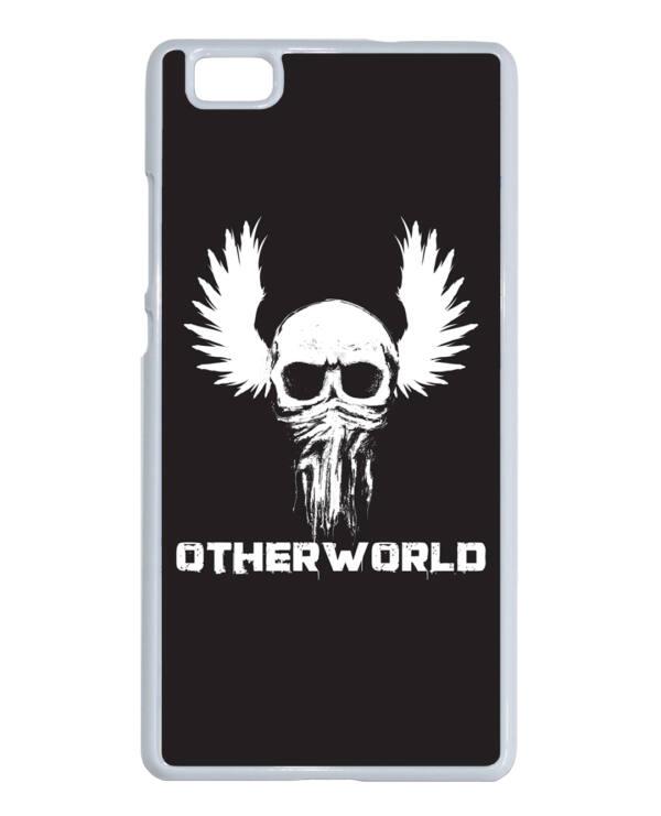 Otherworld skull -Huawei P9 Lite műanyag tok