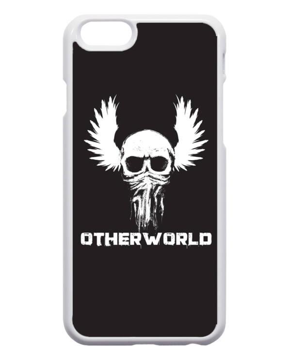 Otherworld skull -iPhone 6/6s szilikon tok