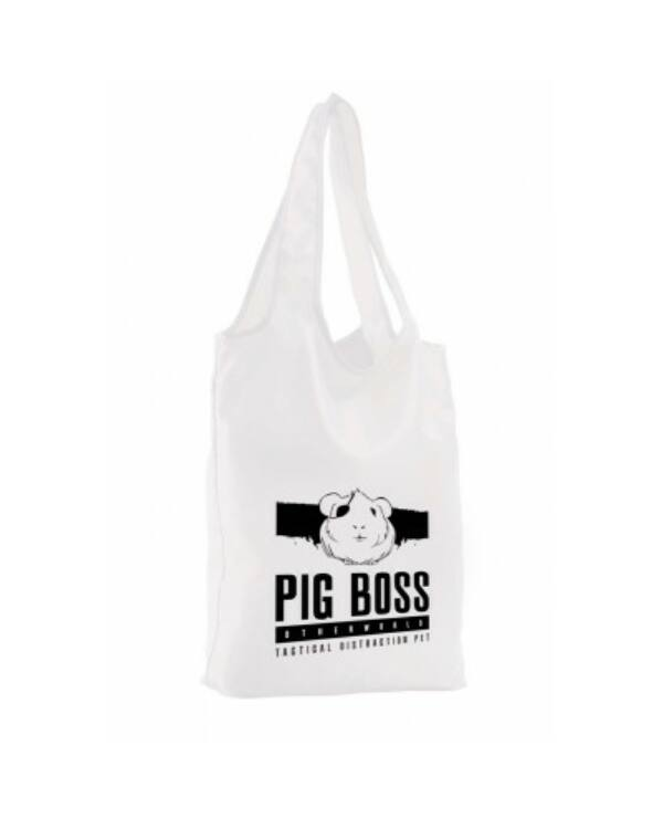 OtherWorld Pig Boss - shopping bag