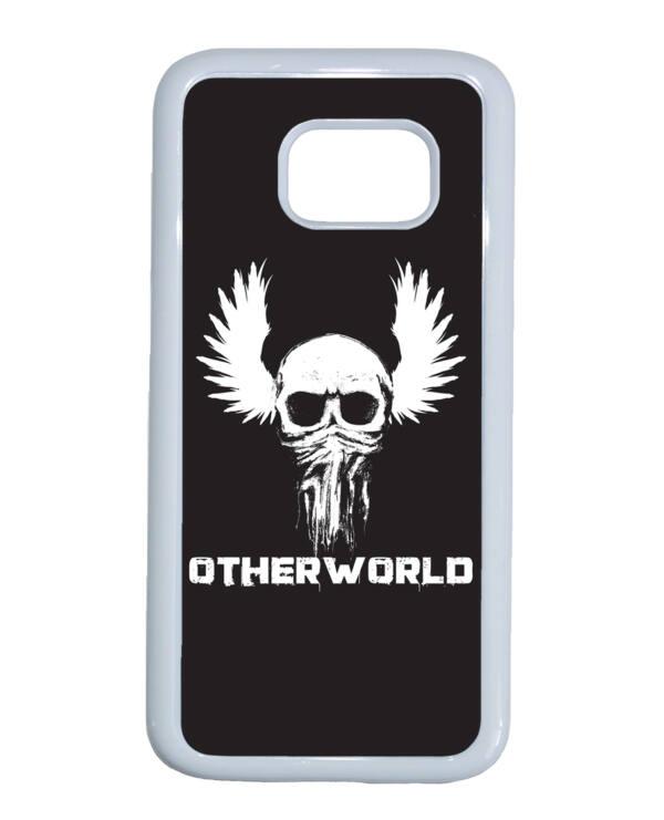 Otherworld skull -Samsung Galaxy Xcover 2 műanyag tok