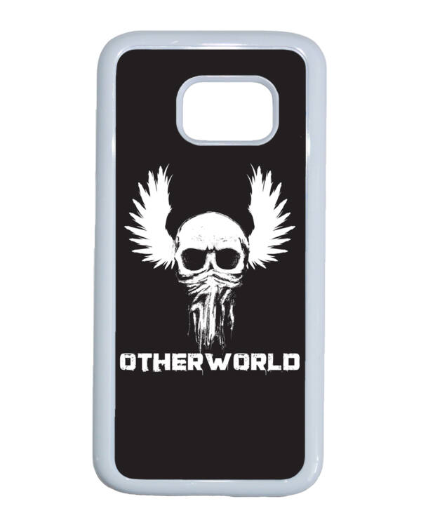Otherworld Skull - Samsung Galaxy A8 (2018) telefontok
