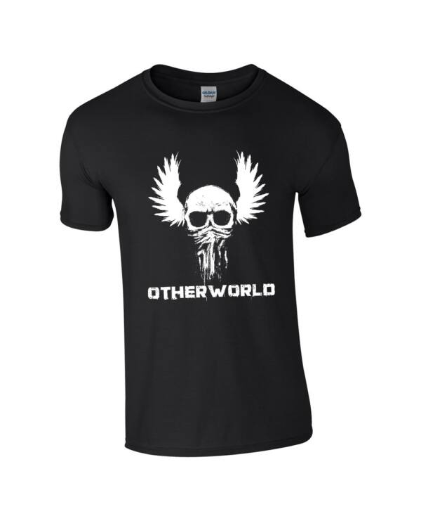 OtherWorld Skull férfi póló