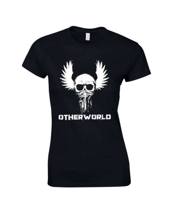 OtherWorld Skull női póló