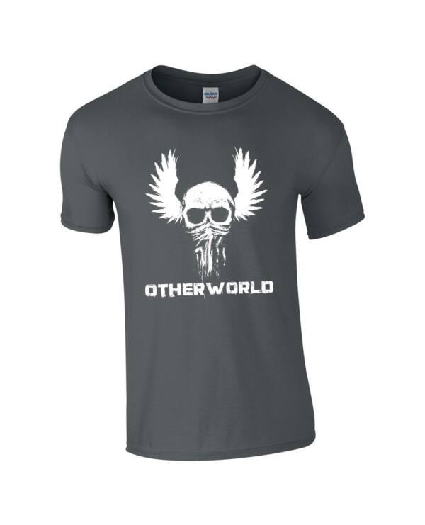 OtherWorld Skull férfi póló