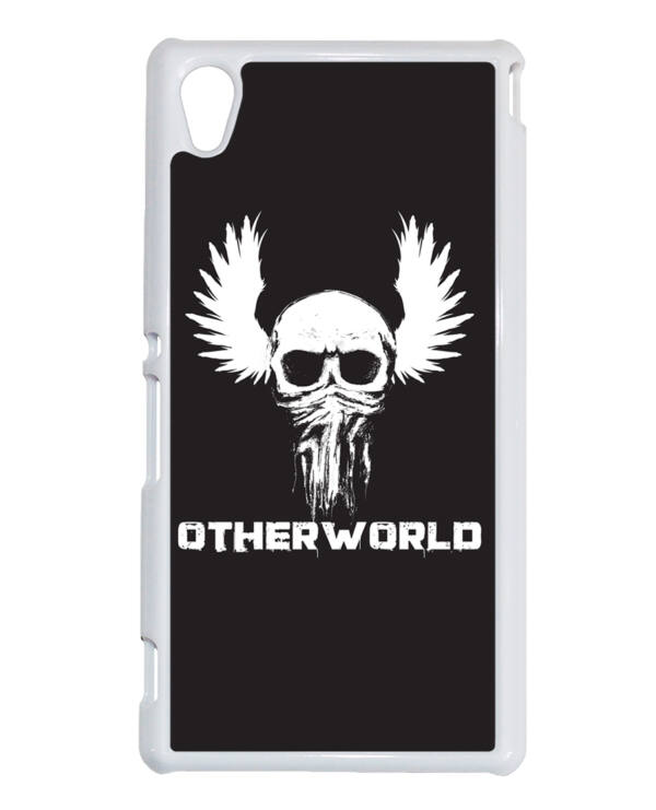 Otherworld skull -Sony Xperia Z2 szilikon tok