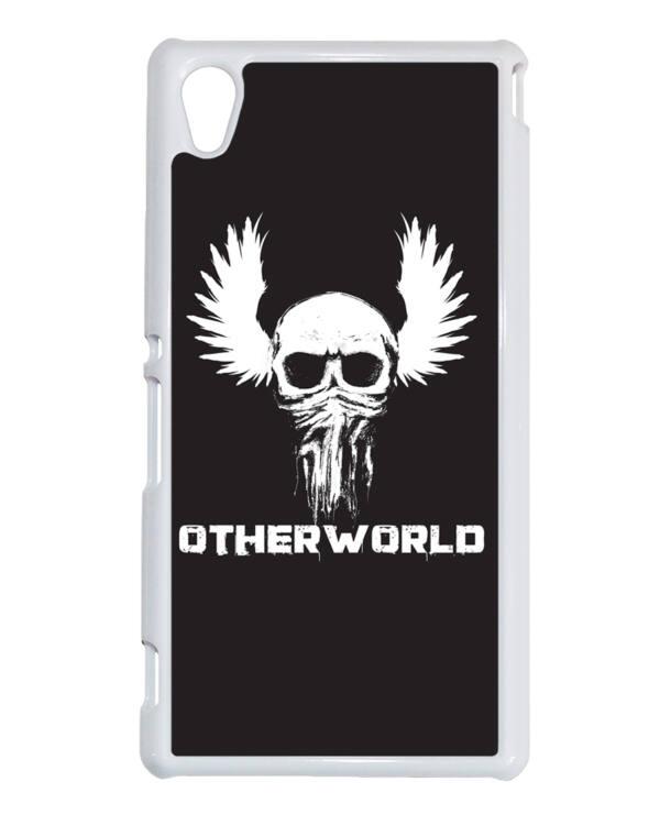Otherworld skull -Nokia 550 műanyag tok